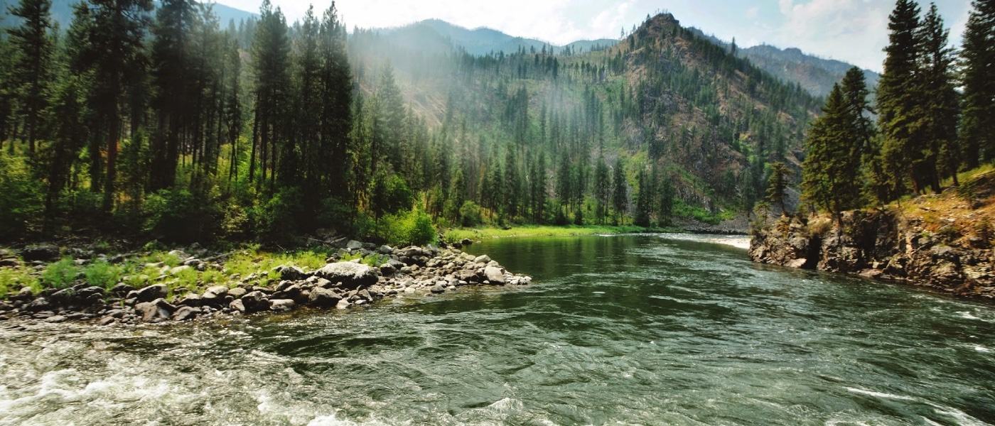Idaho salmon river jet boat tours